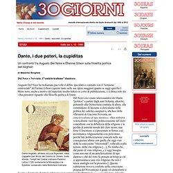 Dante, i due poteri, la cupiditas (di Massimo Borghesi)