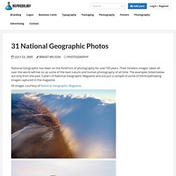 31 National Geographic Photos