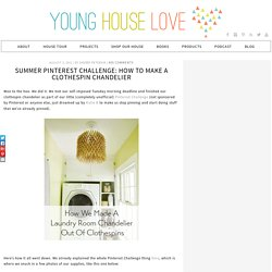 320 Pins | Young House Love