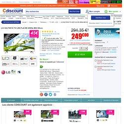 LG 32LF5610 TV LED Full HD 200Hz MCI 80cm - téléviseur led, avis et prix pas cher - Soldes* d'hiver dès le 6 janvier Cdiscount