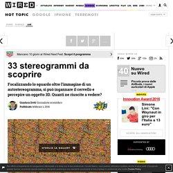 33 stereogrammi da scoprire