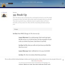 339: Break-Up