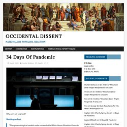 34 Days Of Pandemic