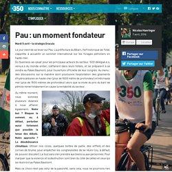 350 Francais – Pau : un moment fondateur