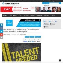 Learn Assembly et 360Learning s'associent pour détecter les talents en entreprise