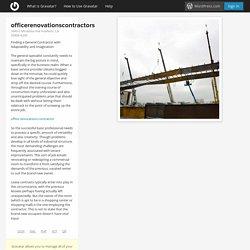 officerenovationscontractors, 3940 E Miraloma Ave Anaheim, CA 92806-6200 - Gravatar Profile