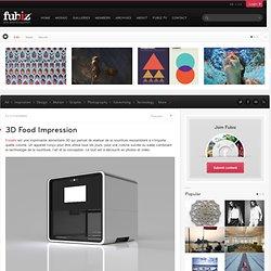 3D Food Impression