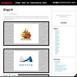 3D Logos I « deSIGNALS