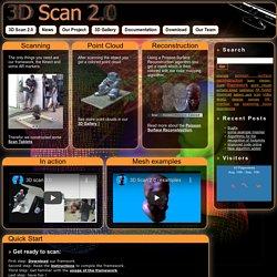 3D Scan 2.0