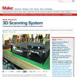 3D Scanning System
