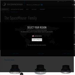 3Dconnexion : SpaceMouse®