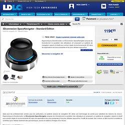 3Dconnexion SpaceNavigator - Standard Edition (3DX-700028) : achat / vente Souris PC sur ldlc