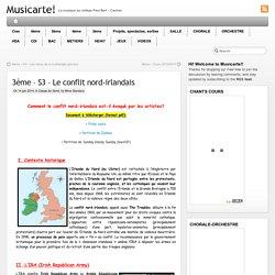 3ème – S3 – Le conflit nord-irlandais