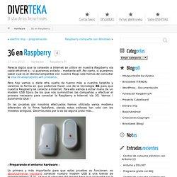 3G en Raspberry