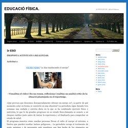 EDUCACIÓ FÍSICA.