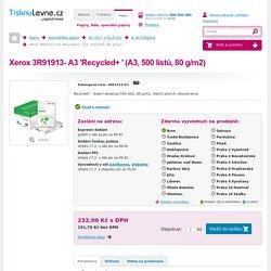 Xerox 3R91913- A3 'Recycled+ ' (A3, 500 listů, 80 g/m2)