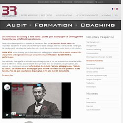 3rconsultants - formations, coaching, management -