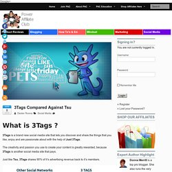 3Tags vs Tsu - Who Wins The Paying Social Media Battle