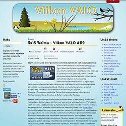 3x15 Walma - Viikon VALO #119