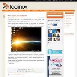 4.3.6 : Toutou Linux est de retour