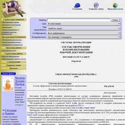 РМ 4-59-95 Системы автоматизации. Состав, оформление и комплектование рабочей документации