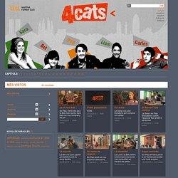 4 cats : 4cats