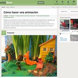 4 formas de hacer una animación