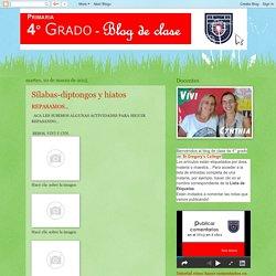 4° Grado - Blog de clase
