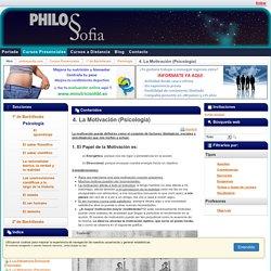 4. La Motivación (Psicologia) - Psicología - Web