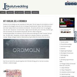 del 4: Ordmoln