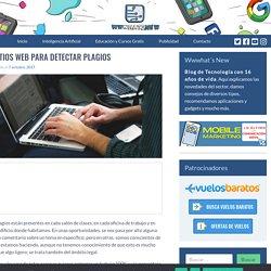4 sitios web para detectar plagios