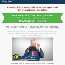 4-Steps to a 6-Figure Speaking Career