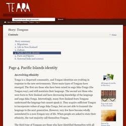 4. – Tongans