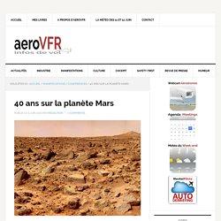 40 ans sur la planète Mars