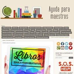 Libros educativos gratuitos