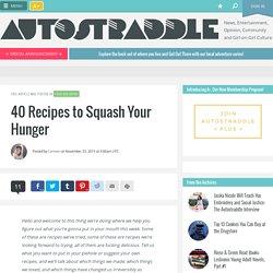 40 Squash Recipes for Every Season