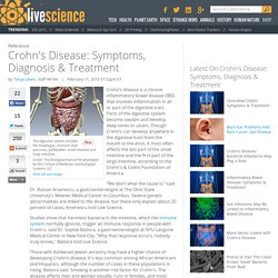 Crohn's Disease (LiveScience)
