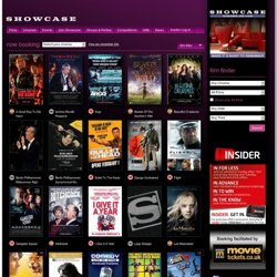 Showcase Cinemas - Showtimes