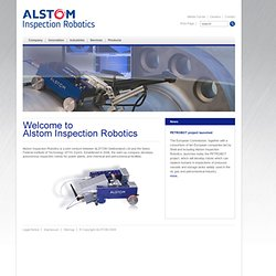 Home - Alstom Inspection Robotics
