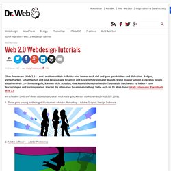 Web 2.0 Webdesign-Tutorials | Dr. Web Weblog