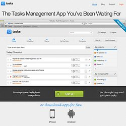42tasks: Task Management and Collaboration