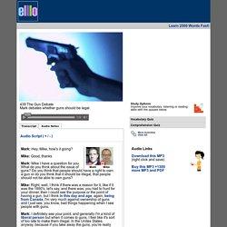 439 The Gun Debate