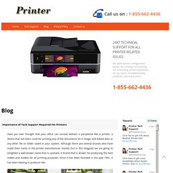 HP Printer Problems And How To Resolve It