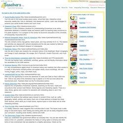 4Teachers : Sites of the Week