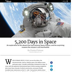 5,200 Days in Space