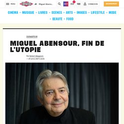 Miguel Abensour, fin de l'utopie