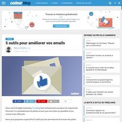 4 outils pour améliorer vos emails