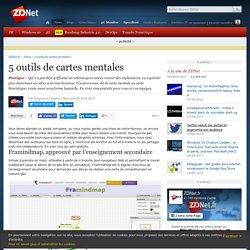 5 outils de cartes mentales - ZDNet