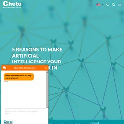 5 Reasons Your CRM Needs AI