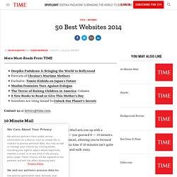 50 Best Websites 2014